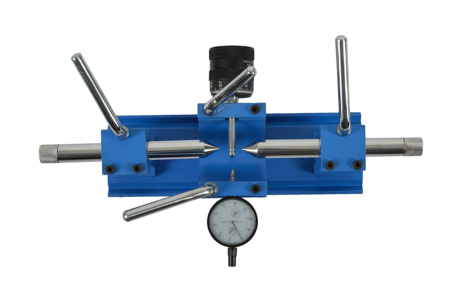 ELSHADDAI Floating Carriage Micrometer (Blue): Amazon in