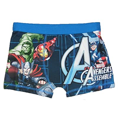 Boys Boxers Trunks Underwear Known Character Themed