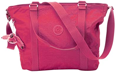 Amazon.com: Kipling Adara bolsa, Rosado, talla única : Shoes