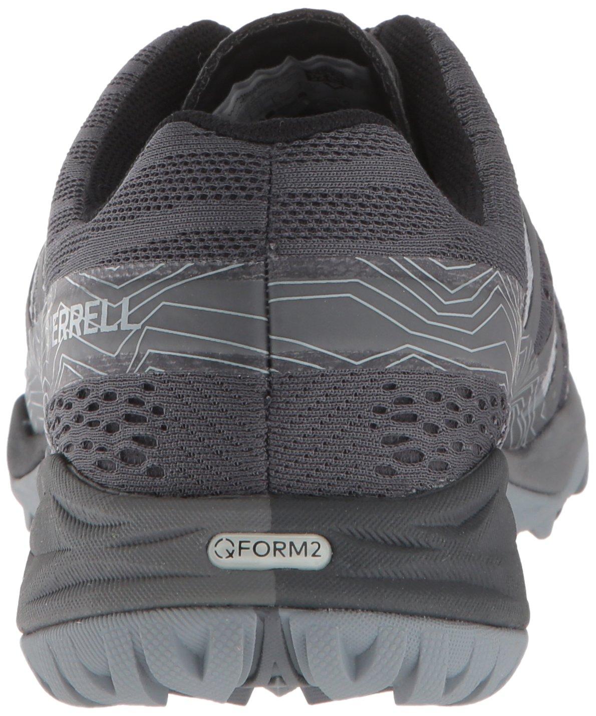 Merrell Women's Siren Hex Q2 E-Mesh Sneaker B078NG9G31 11 B(M) US|Granite