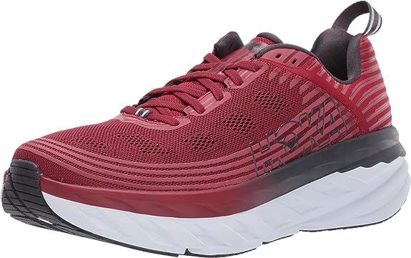 4. HOKA ONE ONE Men's Bondi 6 Running Shoe
