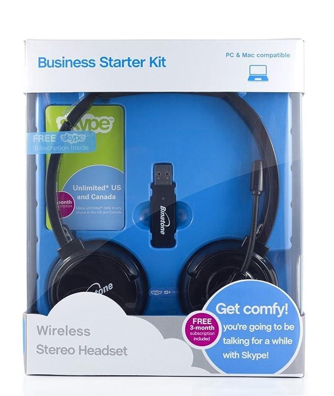 Review Binatone TALK-5193 Wireless Headset