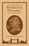 The Adventures of Sherlock Holmes and Other Stories (Leather-bound Classics)