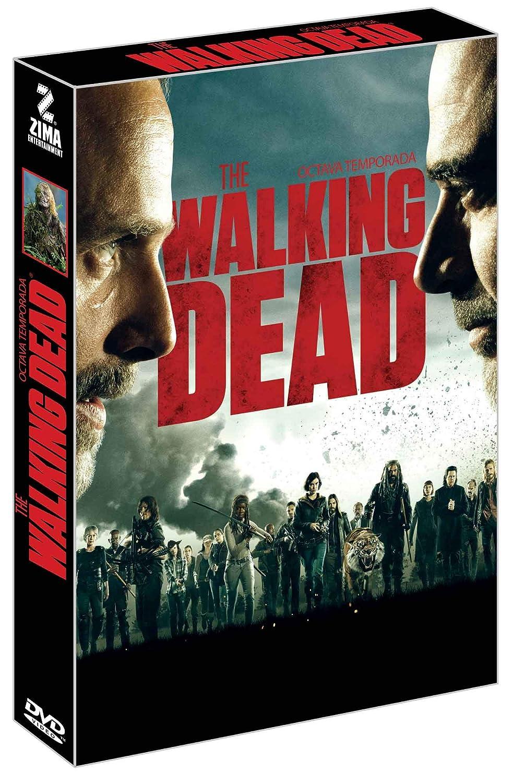 The walking dead la mejor serie de zombies en top de zombies
