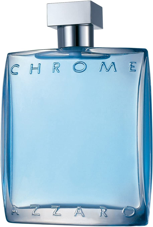 CHROME perfume EDT price online Azzaro