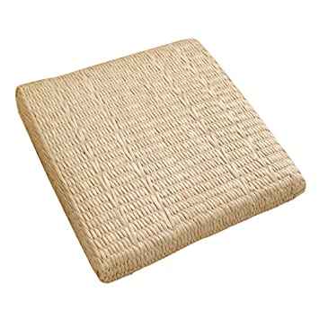 Amazon.com: LAVENDA Japanese Style Hand Woven Braided Floor ...