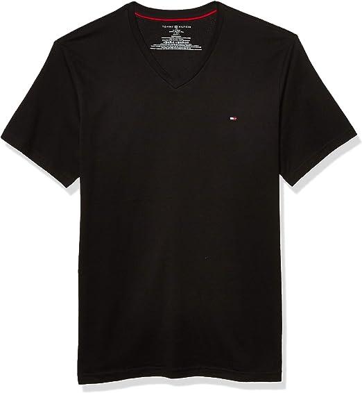 Men/'s Tommy Hilfiger Crew Neck T-shirt Short sleeve 100/% Cotton