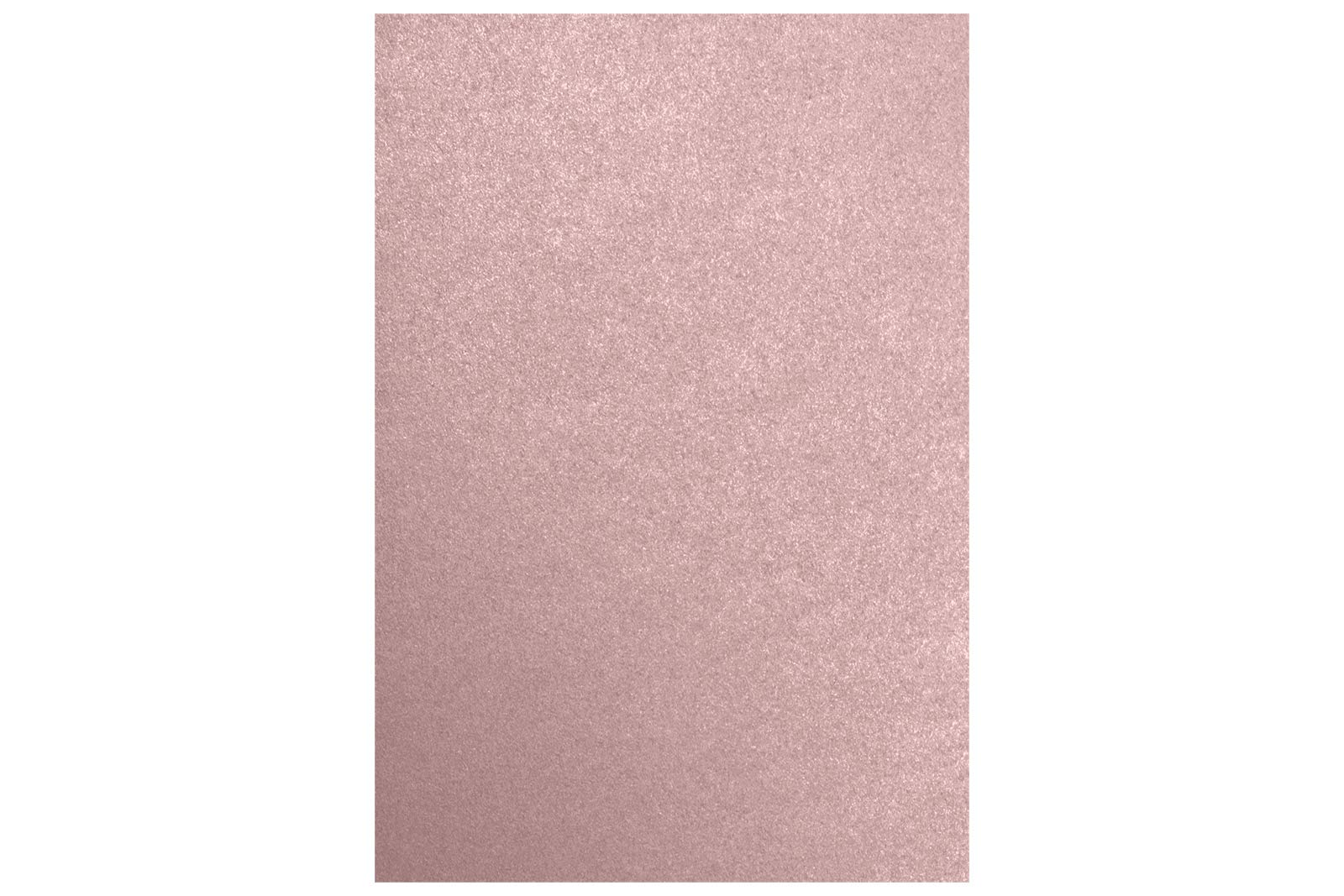 13 x 19 Cardstock - Misty Rose Metallic - Sirio Pearl (50 Qty.) | Perfect for Holiday Crafting, Invitations, Scrapbooking, Cards and so much more! | 1319-C-M203-50