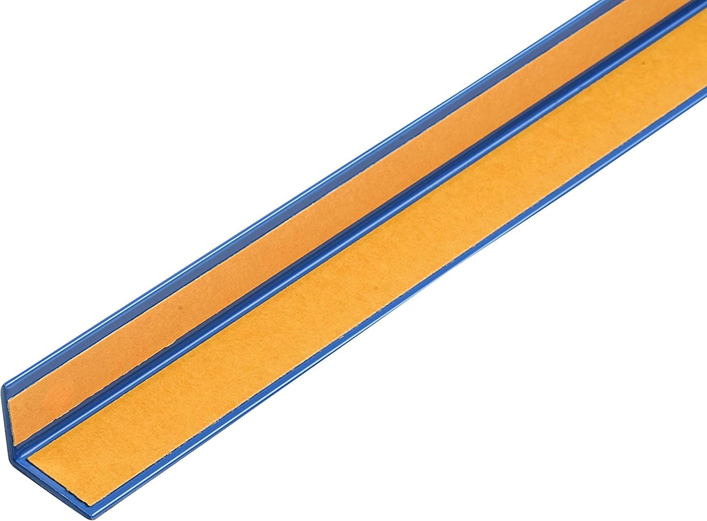 GAH-Alberts 430351 Trendfarbe Winkelprofil blueberry cream 1150 x 14,5 x 11,5 x 1,5 mm