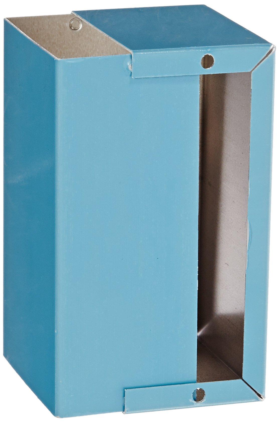 BUD Industries CU-2106-B Aluminum Electronics Minibox, 5-1/4'' Length x 3'' Width x 2-7/64'' Height, Smooth Gray Finish