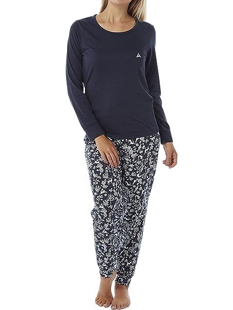 Indigo Sky - Pijama - para mujer Woodland Navy