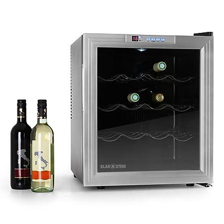 Klarstein Luminothérapie Bien-Etre B50 Cantinetta para vino mini ...