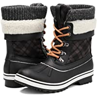 Amazon Price History for:ALEADER Women's Fashion Waterproof Winter Snow Boots