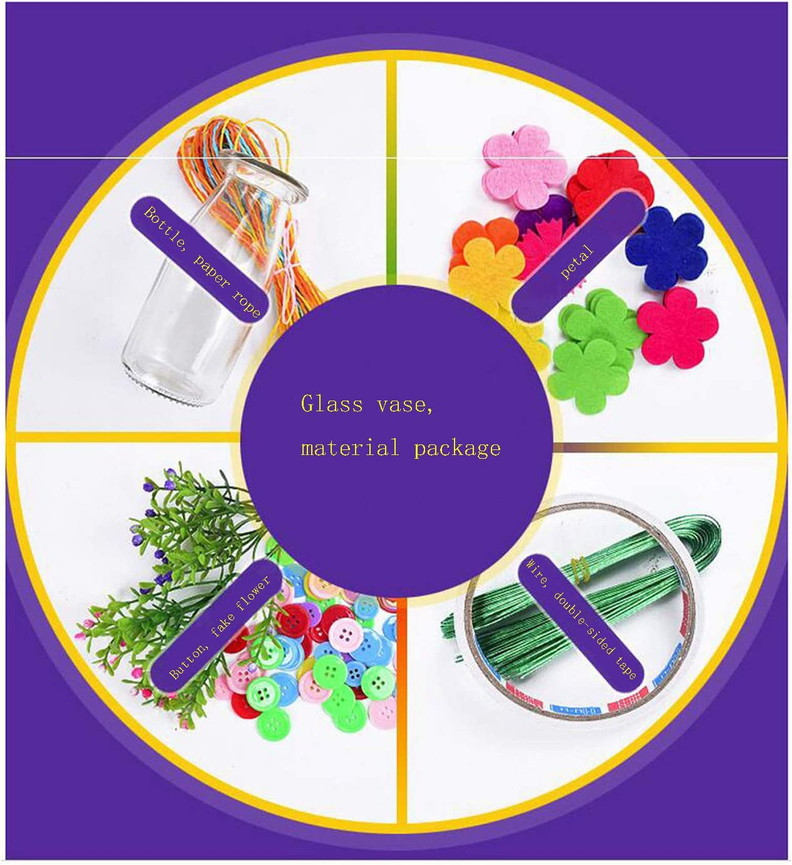 colores al azar DIY Craft Botones coloridos DIY hecho a mano proyectos ni/ños Manual Bot/ón Pintura Craft costura botones accesorios de ropa