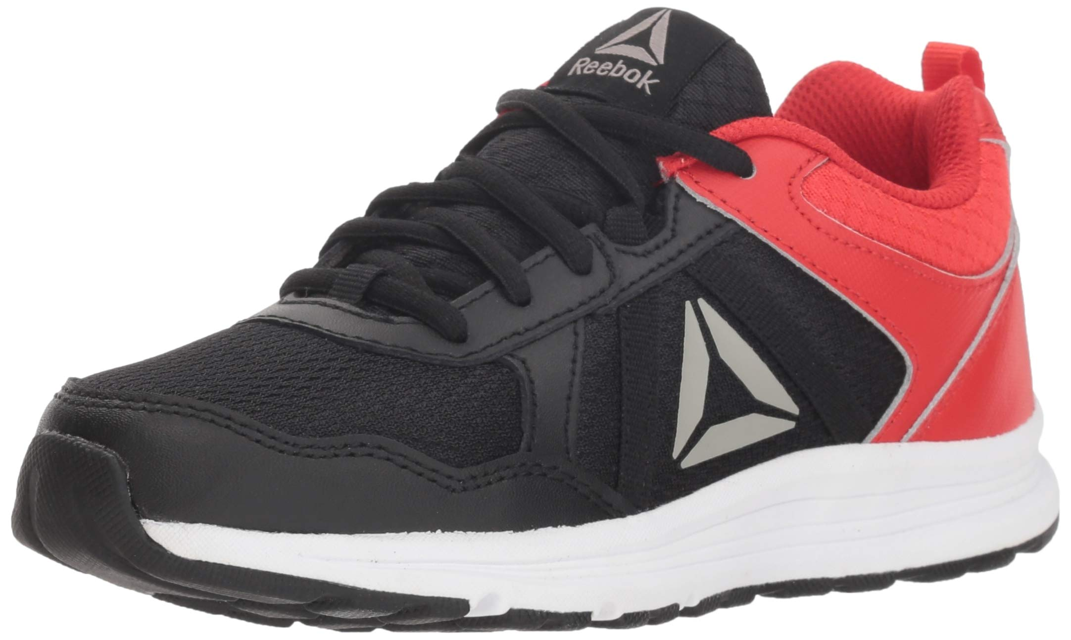 Reebok Unisex Almotio 4.0 Sneaker, Black/Primal