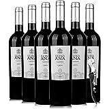 【优红酒酒庄直采】珍藏级红酒 智利直采原瓶进口红酒卡曼尼干红葡萄酒整箱六支优惠装750ml*6(wine)