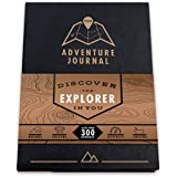 Luckies of London Adventure Journal, Black/Gold