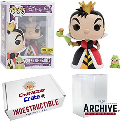 Disney Queen Of Hearts And Hedgehog Croquet Alice In Wonderland Hot