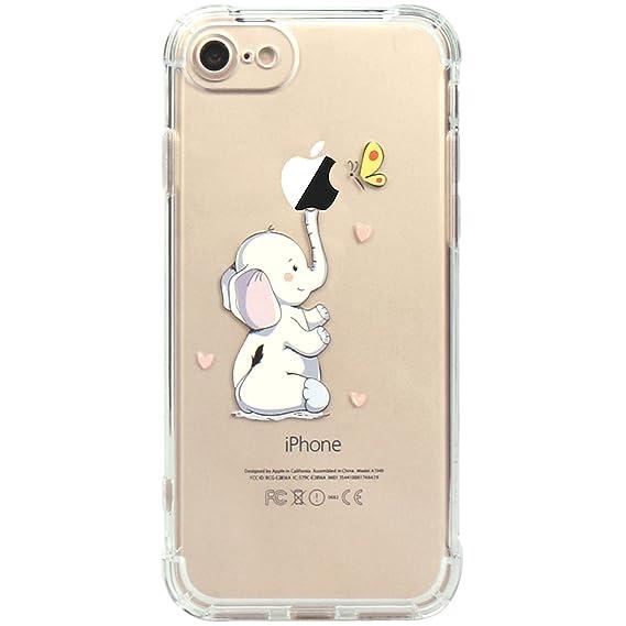 iphone 8 case cute clear
