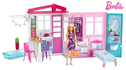 Amazon Com Barbie Doll House Furniture And Accessories Amazon