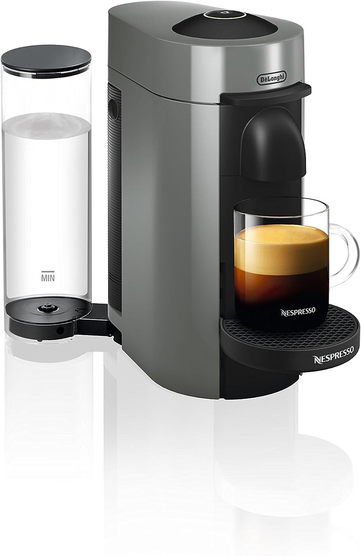 Espresso Machine and VertuoPlus Coffee