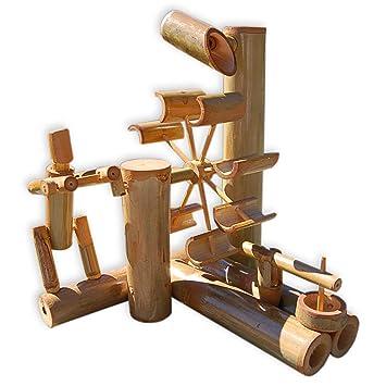 Wilai Bambus Wasserspiel Amazon De Spielzeug