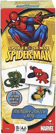 1 X Marvel Spiderman Memory Match Game