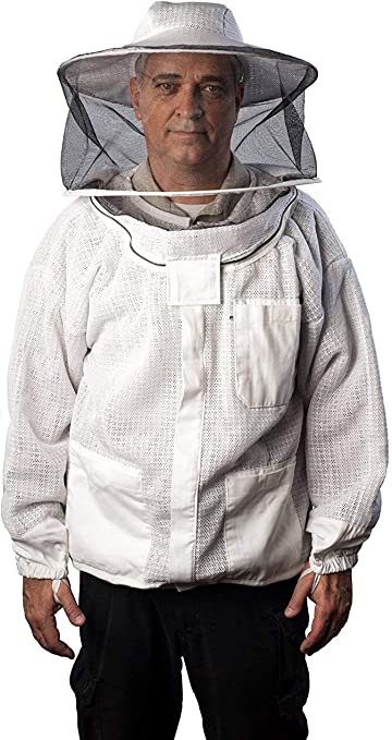 X-Large Vented Bee Jacket
