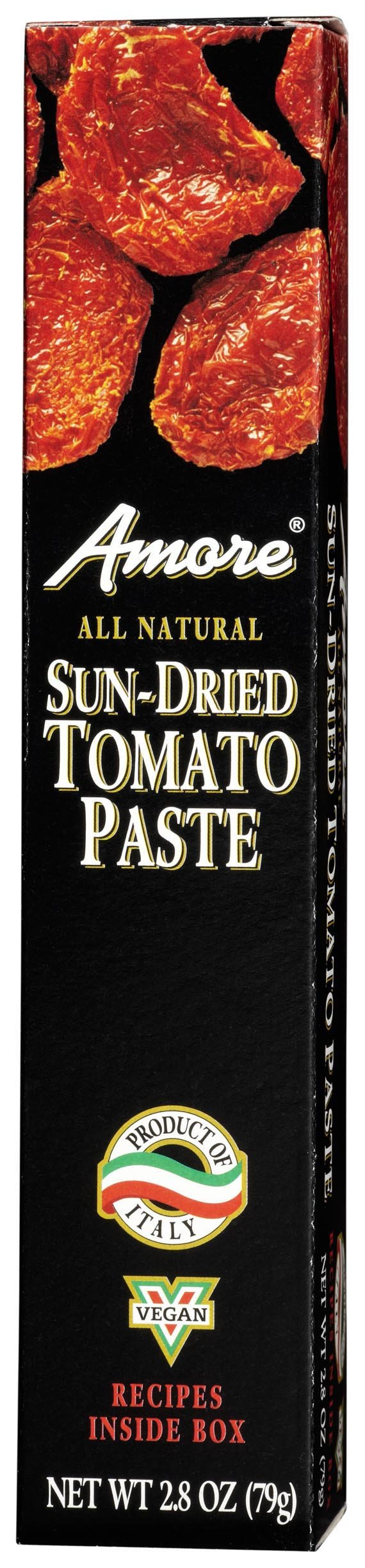 Amore, Paste Tomato Sun Dried, 2.8 Ounce by Amore