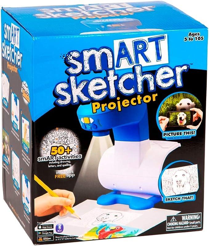 Amazon.es: smART Sketcher - Proyector con 1 Paquete de 50 ...