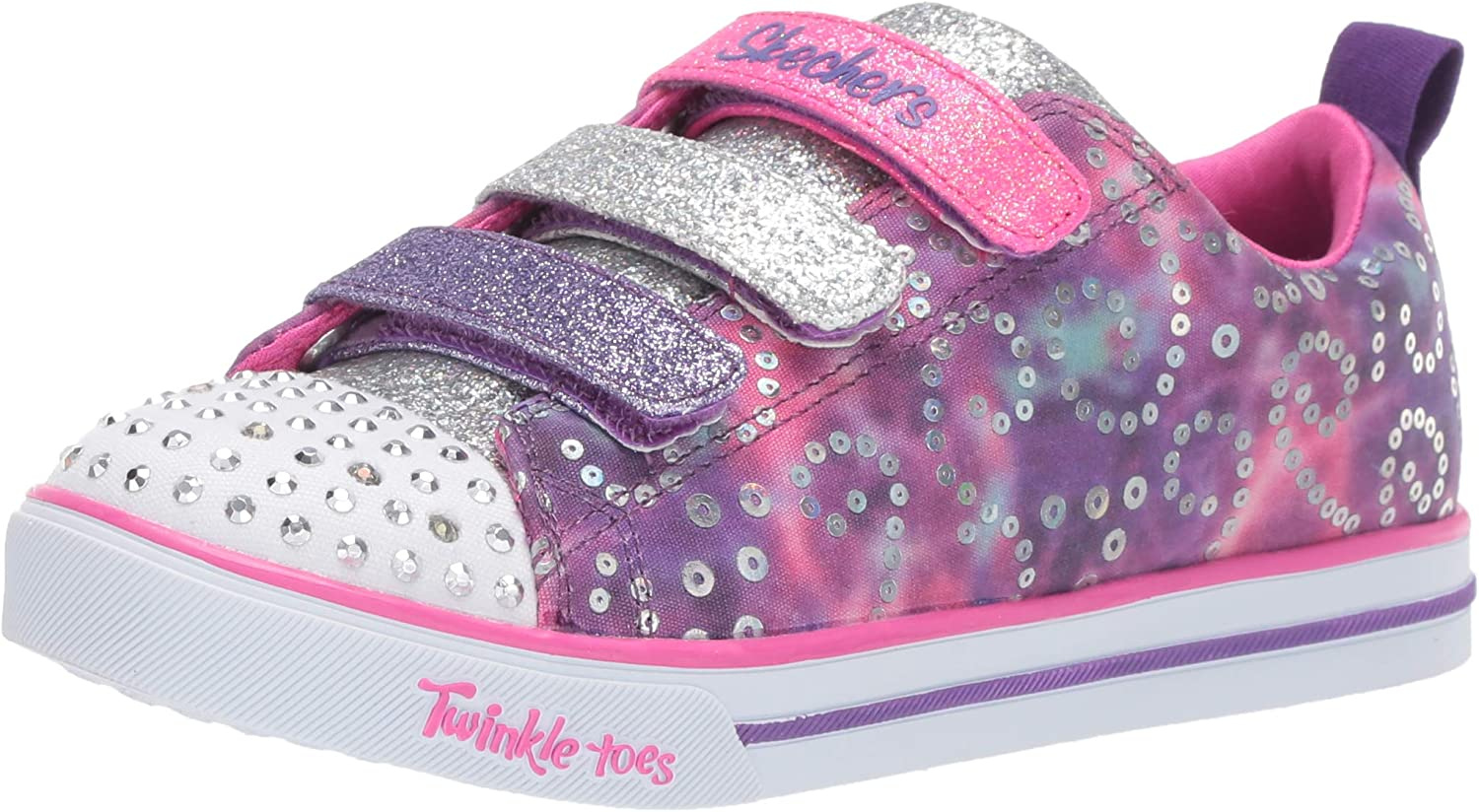 sparkle lite rainbow brights trainers