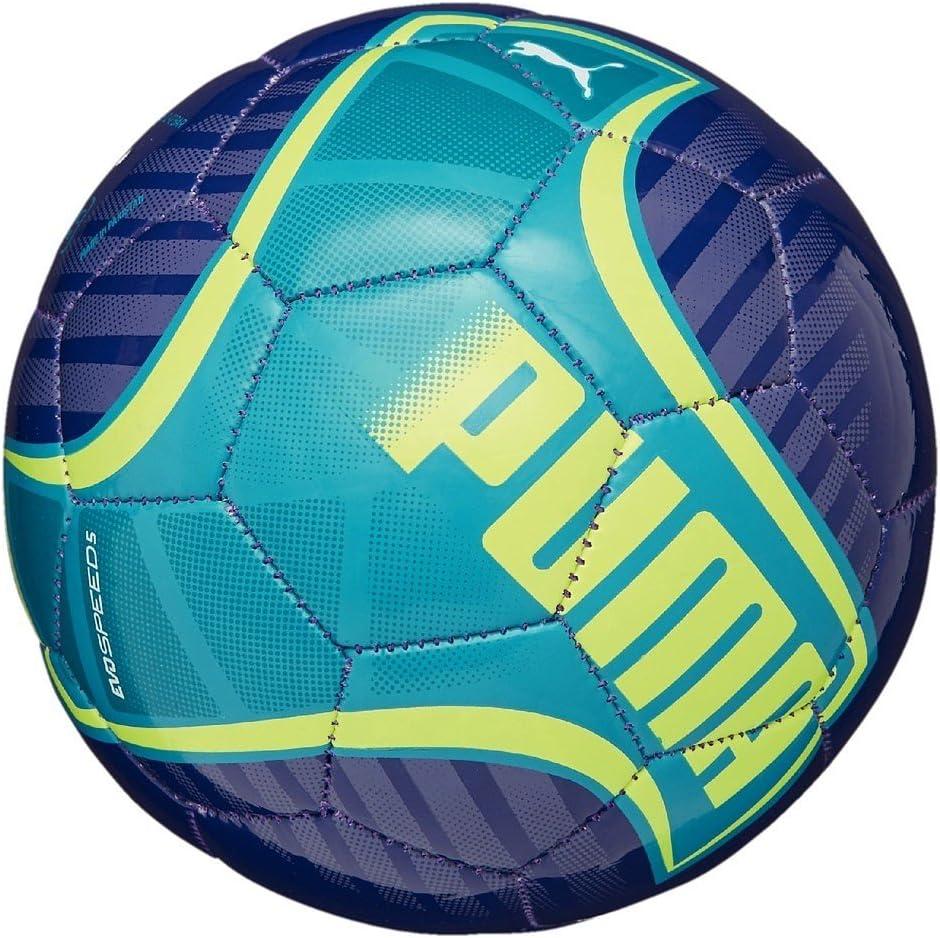PUMA Ball Evospeed 5.3 - Balón de fútbol, Color Morado, Talla 4 ...