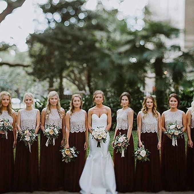 d10bbec13c CoutureBridal Long Tulle Skirt for Womens Elastic Tutu Maxi Skirts Prom  Bridal Customizable at Amazon Women's Clothing store:
