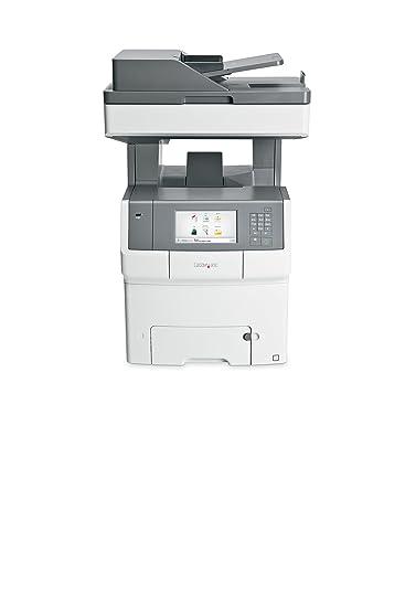 New Driver: Lexmark X748 Printer