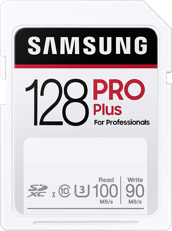 SAMSUNG PRO Plus SDXC Full Size SD Card 128GB $14.99  Coupon