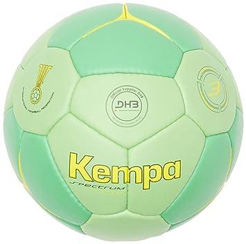 Profile Ballon Handball Vert Competition Paillevert Spectrum Kempa TnCqfn