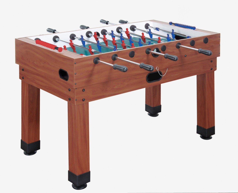 Tischfußballgerät MULTIGAME 9 - in - 1 Ausführung mit Teleskop -Spielstangen