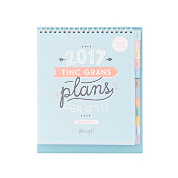 Mr. Wonderful Tengo grandes planes para ti - Calendario ...