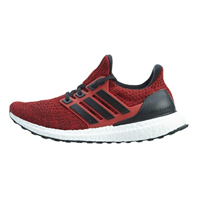 a90cc0a10066 adidas Ultraboost 4.0 Shoe - Men s Running 8 Power Red Core Black White
