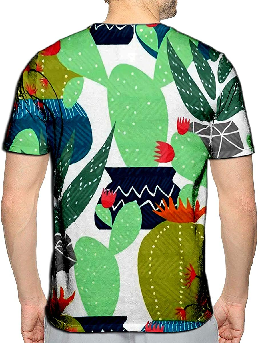 3D Printed T-Shirts Collection of Chicken Elements On Colored Short Sleeve Tops