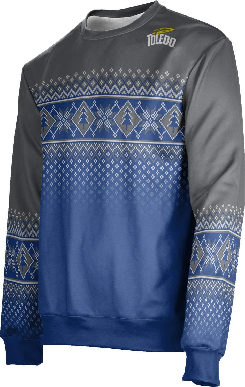 ProSphere Unisex Edinboro University Ugly Holiday Decoration Sweater Apparel