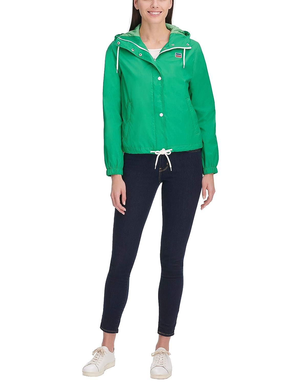 Amazon.com: Levis - Chaqueta con capucha para mujer: Clothing