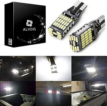 JEEP CAR LIGHT BULBS LED ERROR FREE CANBUS 9 SMD XENON