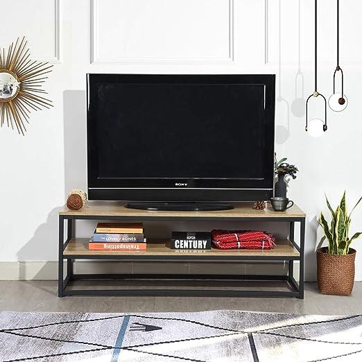FURNISH1 - Mueble de TV multifunción para Mesa Baja Auxiliar (120 ...