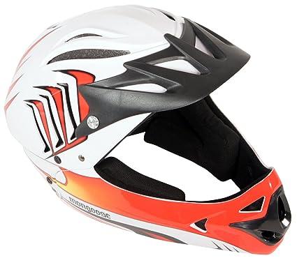 799ca529002 Amazon.com   Mongoose Fullface Hardshell Bicycle Helmet (Youth)   Childrens  Bike Helmets   Sports   Outdoors