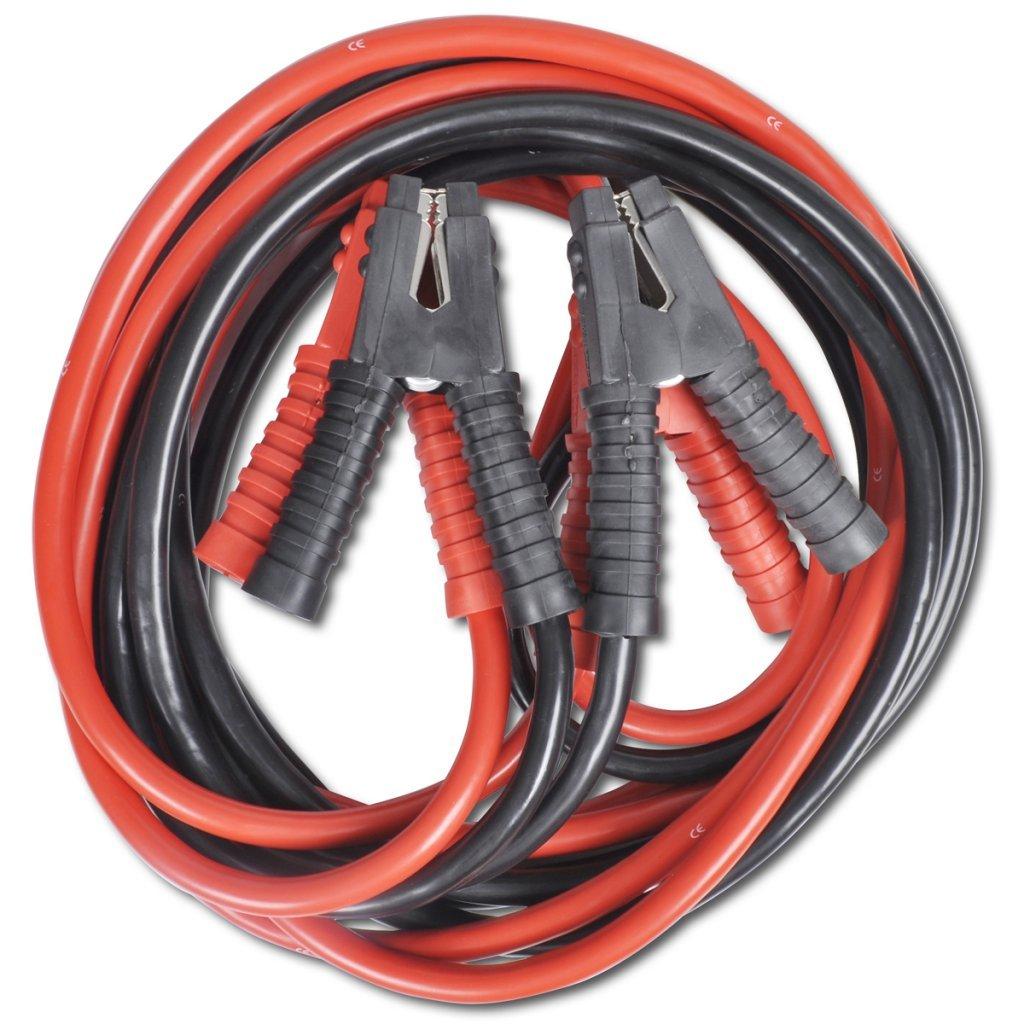 Festnight Cables de Arranque para el Automó vil 1800 A