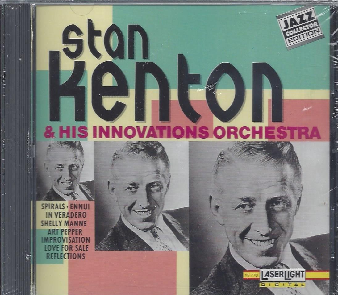 Stan Kenton & His Innovations Orchestra