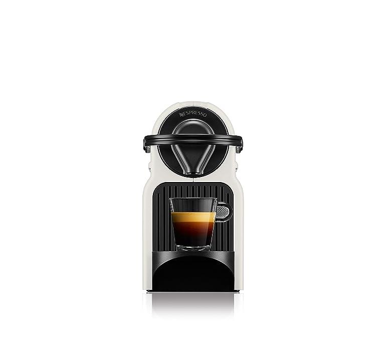 Krups YY1530FD Inissia Nespresso Capsules to 19 Bars White: Amazon ...