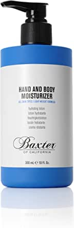 Baxter of California Hand and Body Moisturizer, 300 milliliters