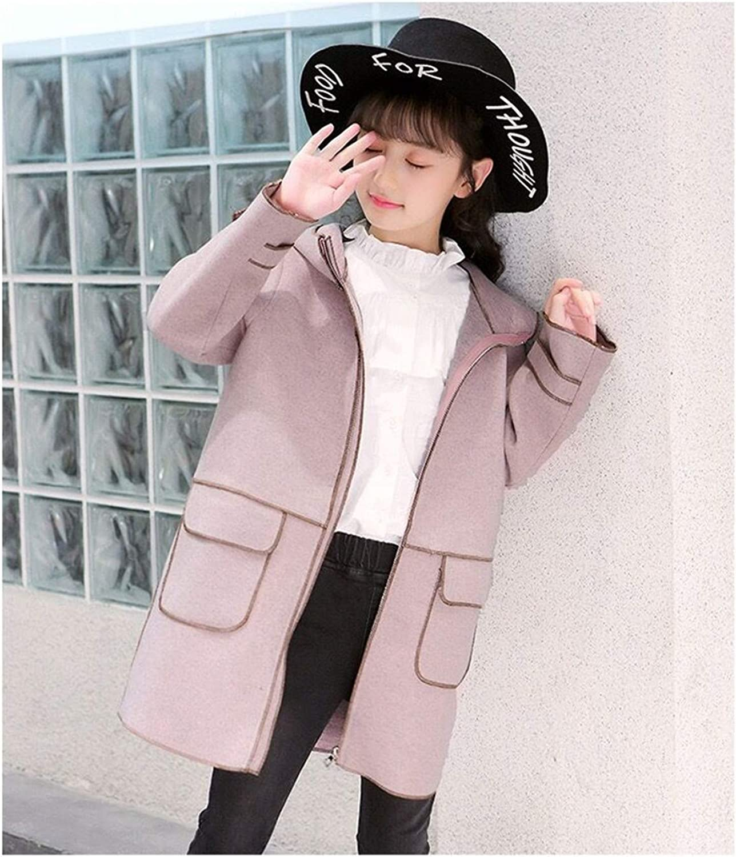 Miss Bei Kids Girls Spring Winter Warm Fur Cartoon Coats Dress Hooded Snowsuit Outerwear Jackets /…